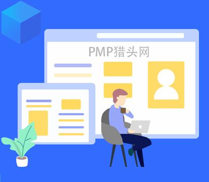 PMP猎头平台网站建设